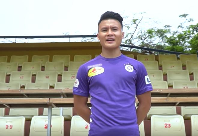 Cầu thủ Quang Hải chia sẻ việc thi đấu giữa mùa dịch Covid-19: Sân bóng không có khán giả - ảnh 5