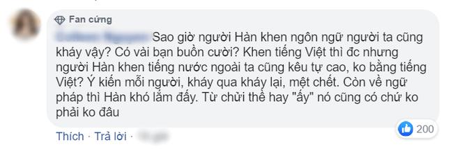 Dịch giả Parasite đau đầu vì từ oppa, fan Việt cà khịa sương sương: Mời anh sang học tiếng nước em! - ảnh 8