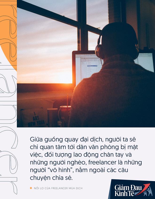 Nỗi lo của freelancer mùa đại dịch: Thu nhập bấp bênh, chẳng còn ...