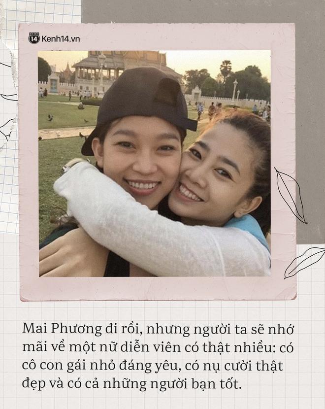 Có 2 người bạn tri kỷ luôn ở bên cố diễn viên Mai Phương lúc đau đớn, tràn lệ vì bệnh tật cho đến khi nhắm mắt xuôi tay - ảnh 4