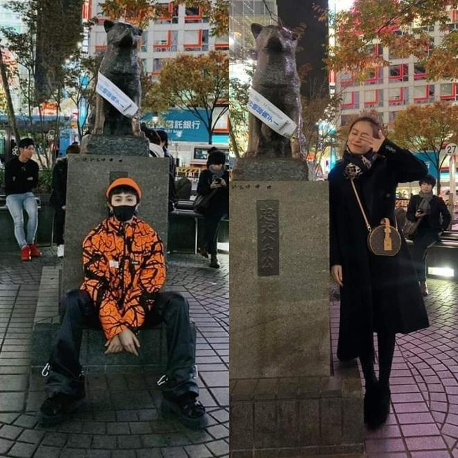 """Lây cool cho nhau là có thật: Từ ngày cặp kè Gil Lê, Hoàng Thùy Linh mặc đẹp hẳn, vẫn """"bánh bèo"""" nhưng nhìn rõ sang - ảnh 11"""