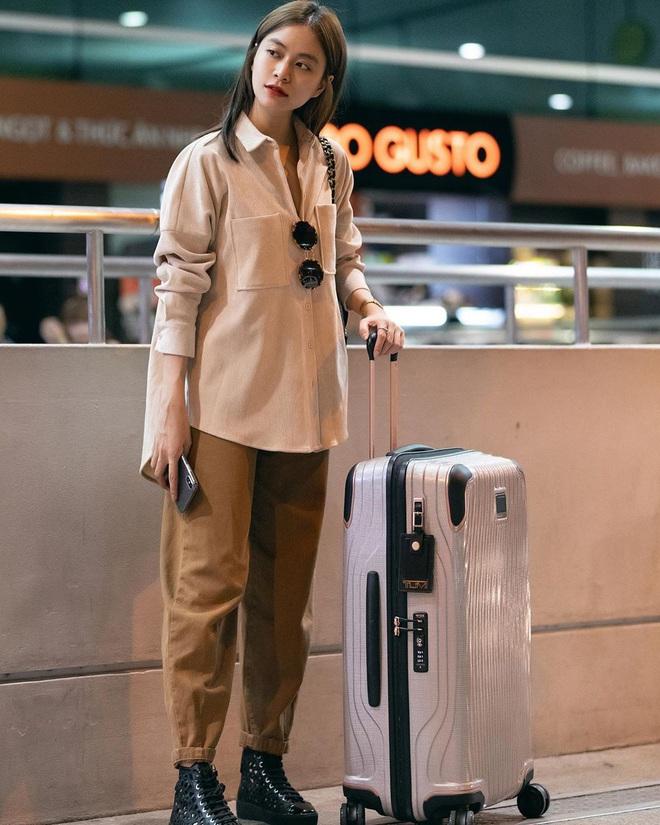 """Lây cool cho nhau là có thật: Từ ngày cặp kè Gil Lê, Hoàng Thùy Linh mặc đẹp hẳn, vẫn """"bánh bèo"""" nhưng nhìn rõ sang - ảnh 4"""