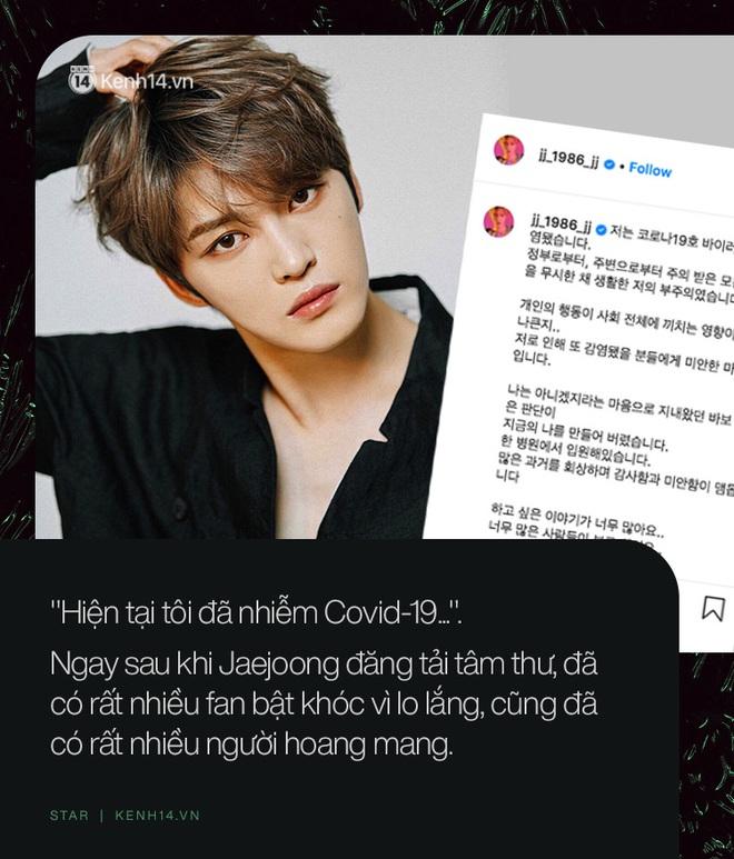 Gửi Kim Jaejoong: Covid-19 không phải là trò để đùa! - ảnh 2
