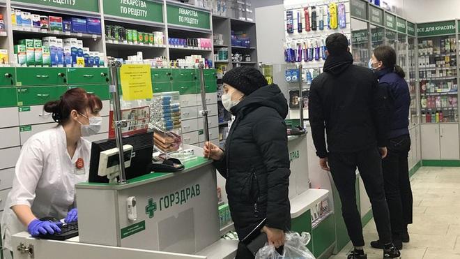 Nga ghi nhận 440 ca mắc Covid-19 mới, tổng số ca bệnh là 2.777 - ảnh 1