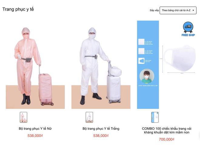 Loạt thương hiệu thời trang trong nước cùng tung ra bộ giáp phòng dịch, trông ngầu hết sức mà giá cả lại cực phải chăng - ảnh 3