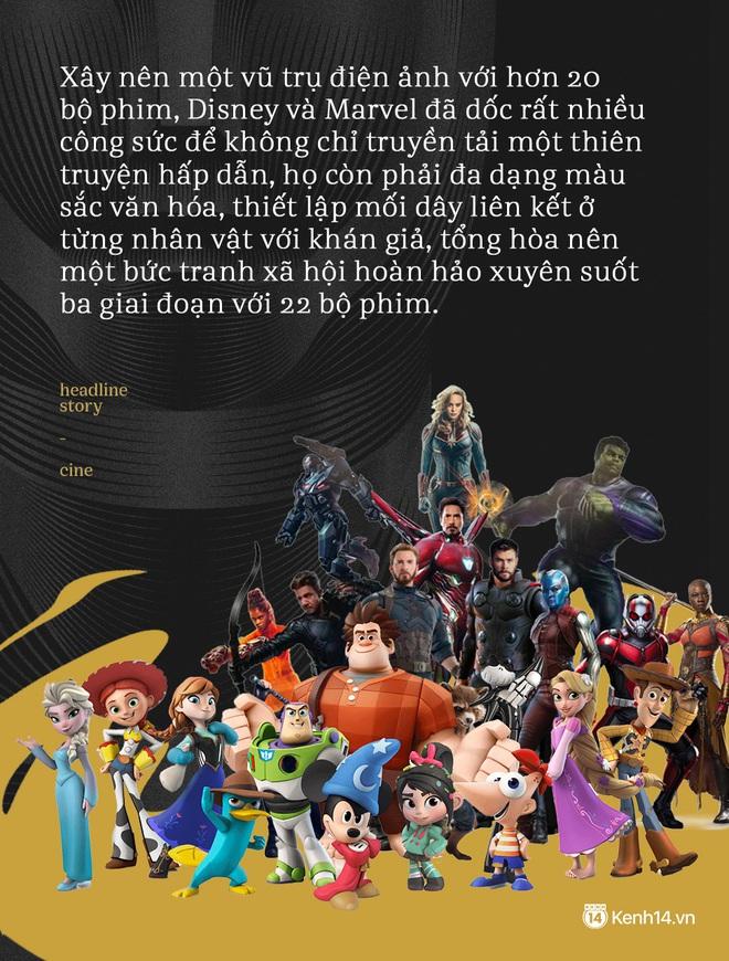 """""""Parasite"""", """"Frozen"""" và """"Vũ trụ siêu anh hùng Marvel: Phim siêu anh hùng 1 màu sẽ hết thời, ranh giới của siêu phẩm giải trí và phim Oscar sẽ dần được xóa nhòa? - ảnh 4"""