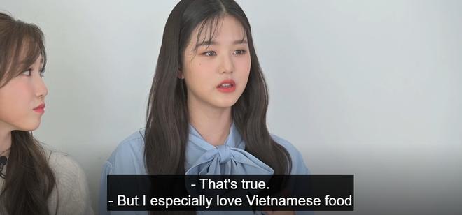 Center của IZ*ONE nhầm lẫn pad Thái là món ăn Việt Nam nhưng tổ biên tập cũng không thèm edit? - ảnh 1