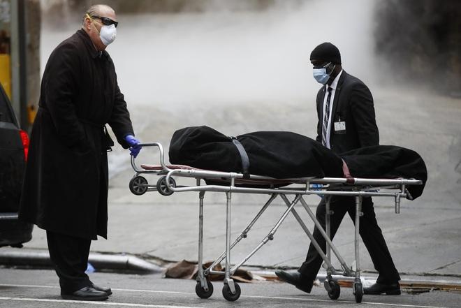 Cột mốc tang thương: Hơn 100.000 người tử vong vì nhiễm Covid-19 trên toàn thế giới - ảnh 2