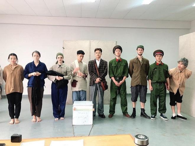 Nam sinh Việt nhận học bổng của Học viện Hý kịch Trung Ương, lò đào tạo ra những ngôi sao số 1 Châu Á - Ảnh 5.