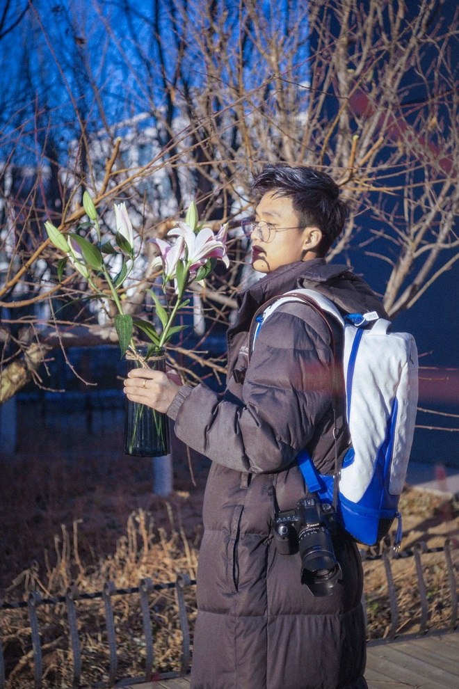 Nam sinh Việt nhận học bổng của Học viện Hý kịch Trung Ương, lò đào tạo ra những ngôi sao số 1 Châu Á - Ảnh 2.