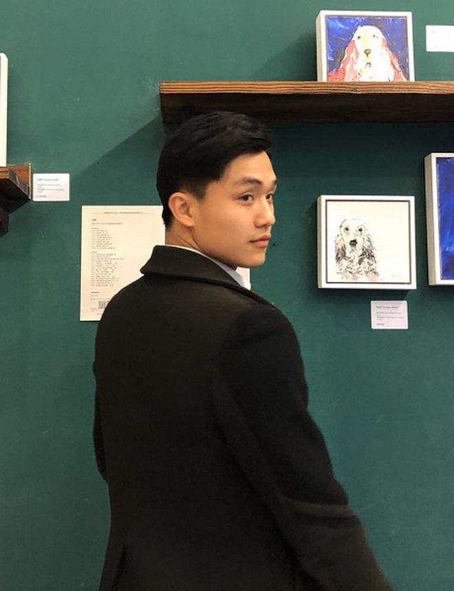 Nam sinh Việt nhận học bổng của Học viện Hý kịch Trung Ương, lò đào tạo ra những ngôi sao số 1 Châu Á - Ảnh 4.