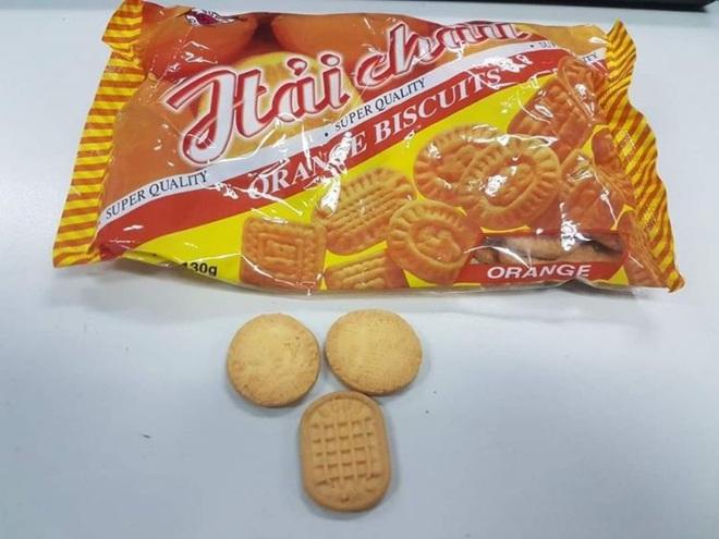 Món bánh quy cam chứa đựng cả bầu trời tuổi thơ của thời học sinh, nhắc lại mà dân mạng chỉ biết sụt sùi muốn được ăn lần nữa - Ảnh 5.