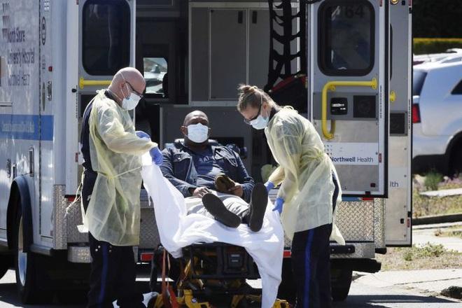 Số người tử vong vì Covid-19 tại Mỹ lại tăng kỷ lục trong ngày, hơn 210.000 ca dương tính, 1/4 dân số nhiễm bệnh mà không có triệu chứng - ảnh 3
