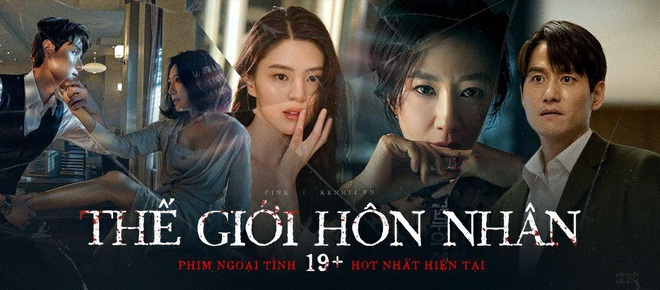 Bà cả Sun Woo bật mí về cảnh nóng tranh cãi ở Thế Giới Hôn Nhân tập đặc biệt: Khi đọc kịch bản tôi cũng hú hồn luôn! - ảnh 1