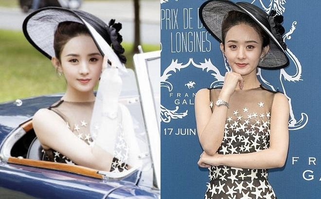 Visual mỹ nhân Cbiz khi không có photoshop: Hoảng nhất là Dương Mịch, Dương Tử - Angela Baby chẳng kém cạnh - Ảnh 16.