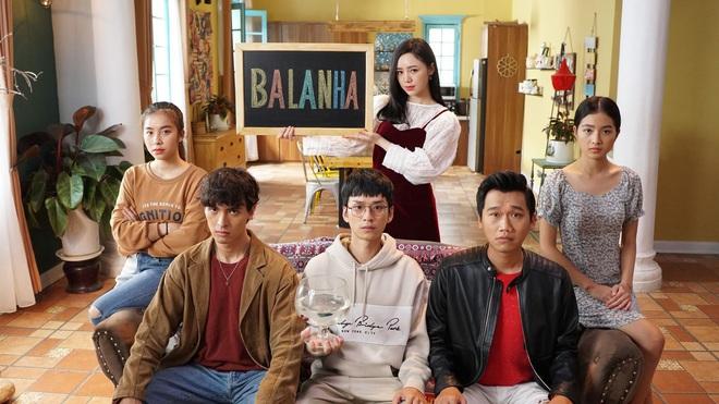 5 cameo bất đắc dĩ ở Nhà Trọ Balanha: Hồng Đăng vào vai con lợn, Quỳnh Búp Bê né đóng cảnh nóng? - ảnh 1
