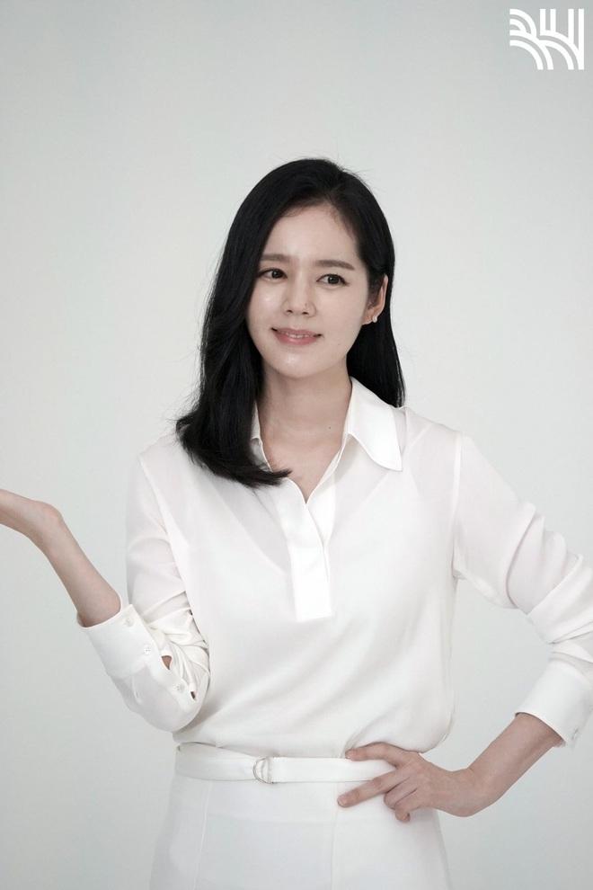 Tăng cân sương sương, biểu tượng nhan sắc xứ Hàn Han Ga In gây sốt Weibo với nhan sắc mặn mà khác hẳn thời son rỗi - ảnh 3