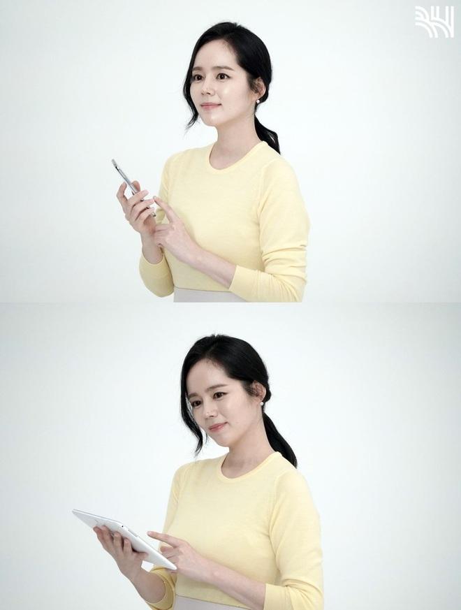 Tăng cân sương sương, biểu tượng nhan sắc xứ Hàn Han Ga In gây sốt Weibo với nhan sắc mặn mà khác hẳn thời son rỗi - ảnh 14