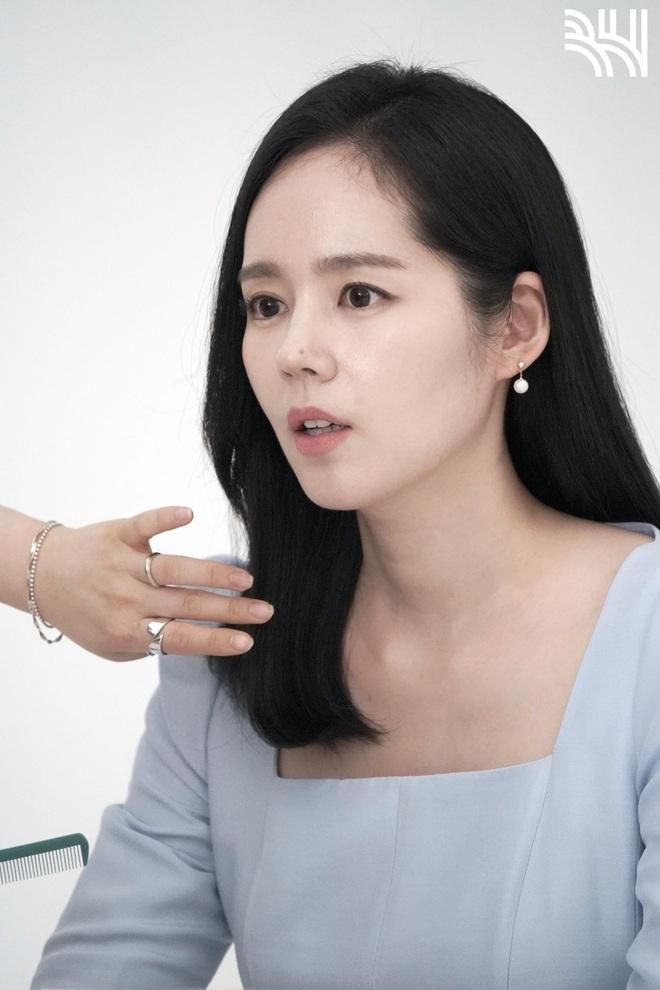 Tăng cân sương sương, biểu tượng nhan sắc xứ Hàn Han Ga In gây sốt Weibo với nhan sắc mặn mà khác hẳn thời son rỗi - ảnh 12