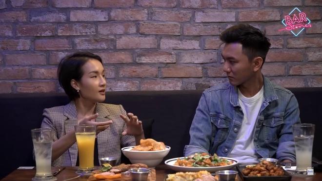 Xóa tan nghi án ái ngại vì lùm xùm của hội bạn thân, Giang Ơi và Khoai Lang Thang tương tác cực đáng yêu trên talkshow - ảnh 1