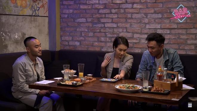 Xóa tan nghi án ái ngại vì lùm xùm của hội bạn thân, Giang Ơi và Khoai Lang Thang tương tác cực đáng yêu trên talkshow - ảnh 4