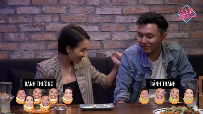 Xóa tan nghi án ái ngại vì lùm xùm của hội bạn thân, Giang Ơi và Khoai Lang Thang tương tác cực đáng yêu trên talkshow - ảnh 5