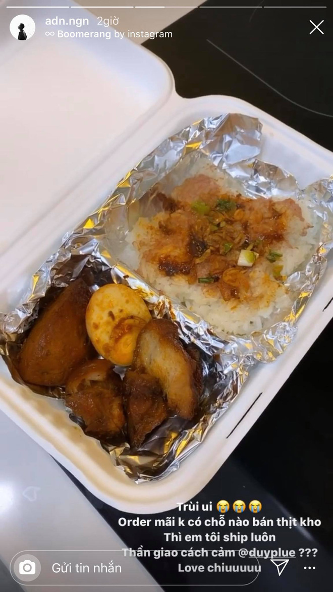 Trend mới dự sẽ lên ngôi mùa dịch: Ở nhà nấu ăn rồi ship cho nhau, trước mắt có Tóc Tiên, Châu Bùi, Linh Rin vào cuộc rồi nè - ảnh 19