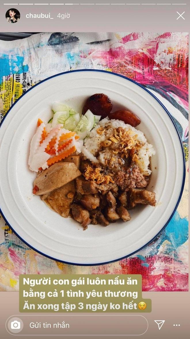 Trend mới dự sẽ lên ngôi mùa dịch: Ở nhà nấu ăn rồi ship cho nhau, trước mắt có Tóc Tiên, Châu Bùi, Linh Rin vào cuộc rồi nè - ảnh 12