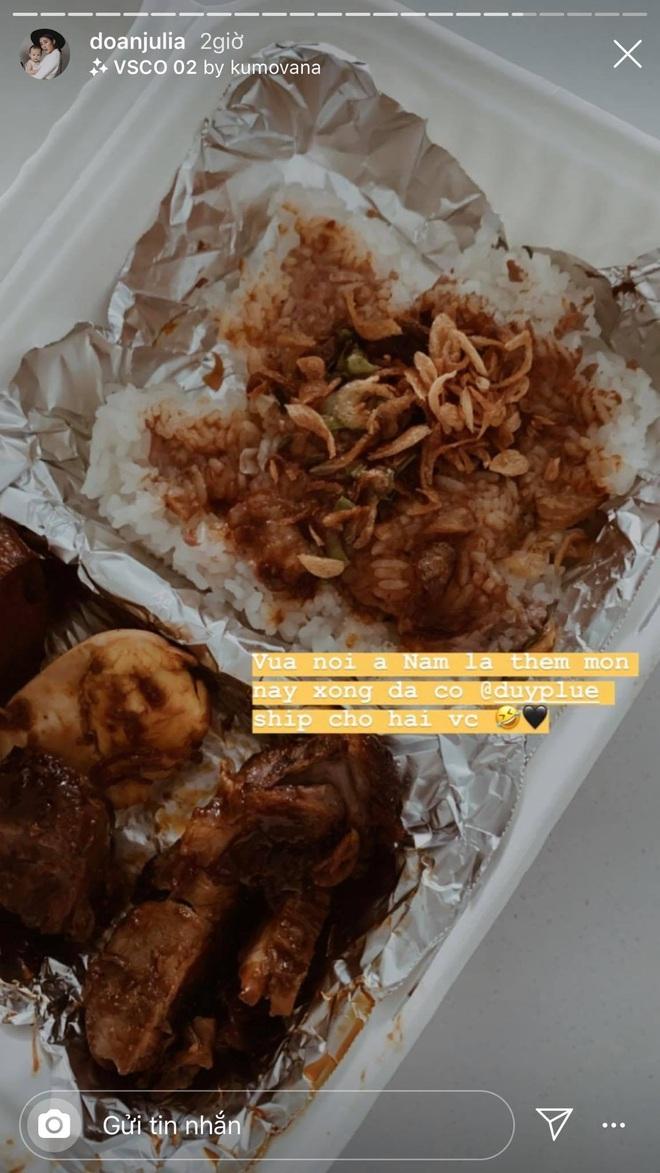 Trend mới dự sẽ lên ngôi mùa dịch: Ở nhà nấu ăn rồi ship cho nhau, trước mắt có Tóc Tiên, Châu Bùi, Linh Rin vào cuộc rồi nè - ảnh 17