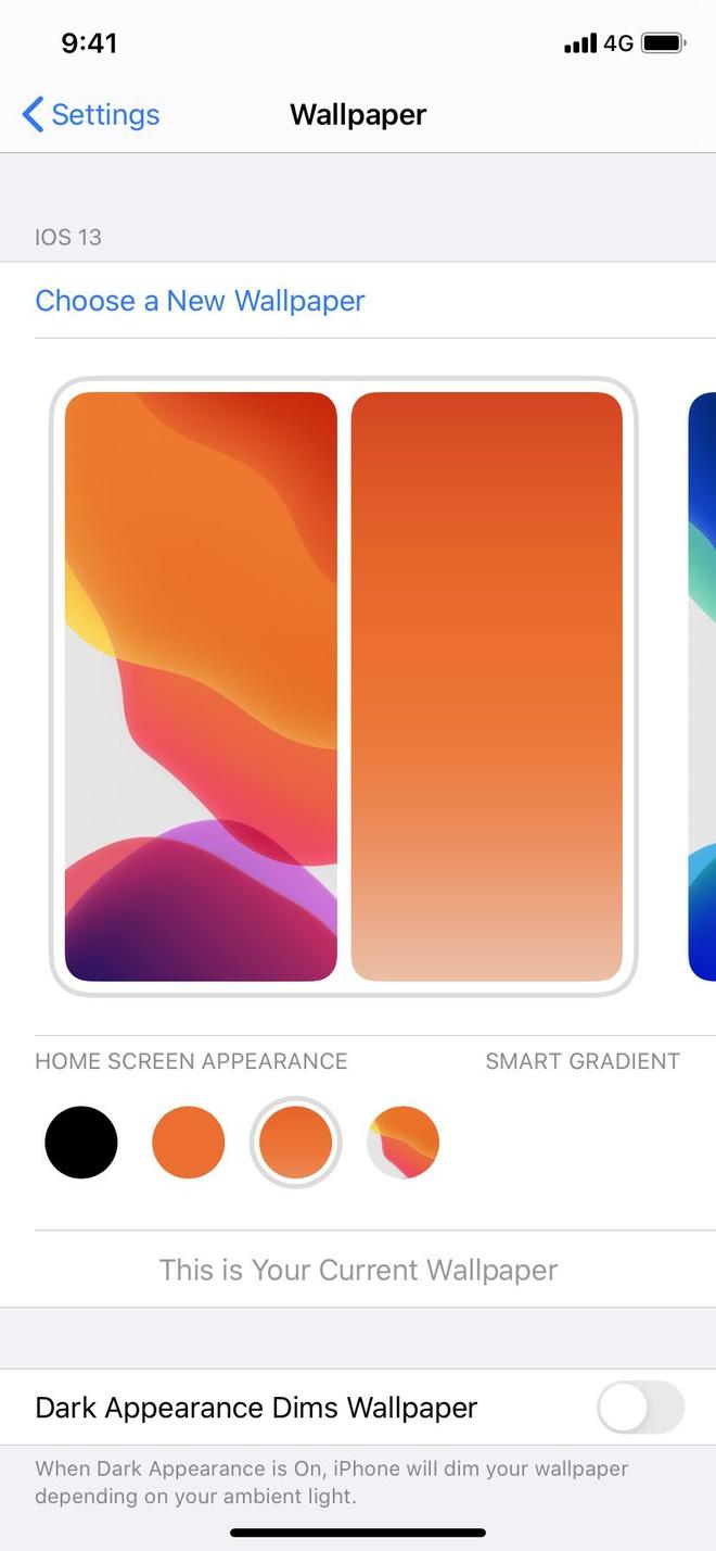 """Xuất hiện ảnh chụp iOS 14 đầu tiên: Giao diện mới toanh, """"custom"""" ảnh nền riêng cho Home Screen - Ảnh 2."""