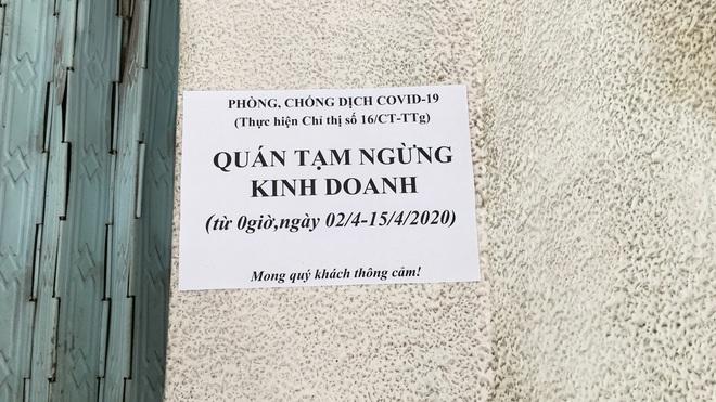Đà Nẵng dừng hoạt động cửa hàng ăn uống bán qua mạng, mang về: Người đồng tình, người phản ánh bất cập - ảnh 1