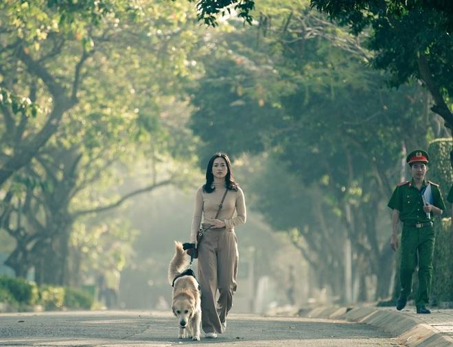 Chán làm thầy bùa Thiên Linh Cái, Quang Tuấn hóa sát thủ rượt đuổi Phương Anh Đào ná thở ở Bằng Chứng Vô Hình - ảnh 2