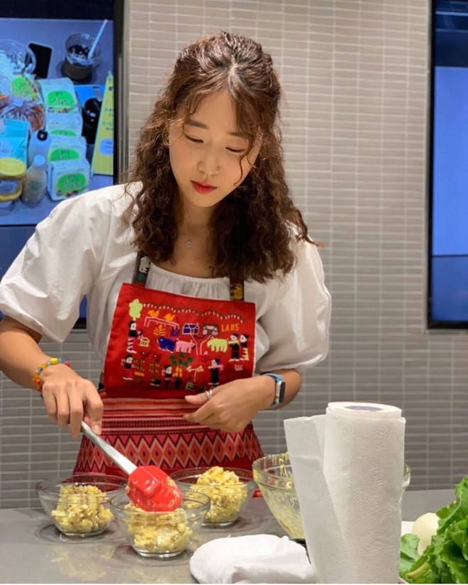 Giảm cân thành công mùa COVID-19 chẳng khó nếu bạn thử áp dụng 6 mẹo giảm cân từ cô nàng người Hàn này - ảnh 9
