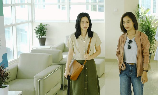 Chán làm thầy bùa Thiên Linh Cái, Quang Tuấn hóa sát thủ rượt đuổi Phương Anh Đào ná thở ở Bằng Chứng Vô Hình - ảnh 6