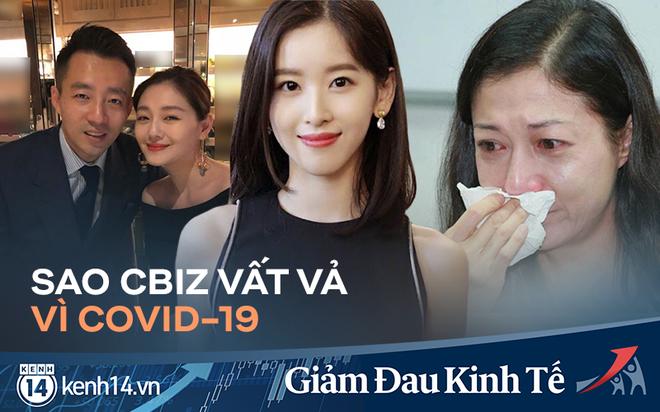 Cbiz vất vả vì COVID-19: Chồng Đại S xoay sở kinh doanh, cựu Hoa hậu thất nghiệp và tình người thắp sáng lúc khó khăn - ảnh 1