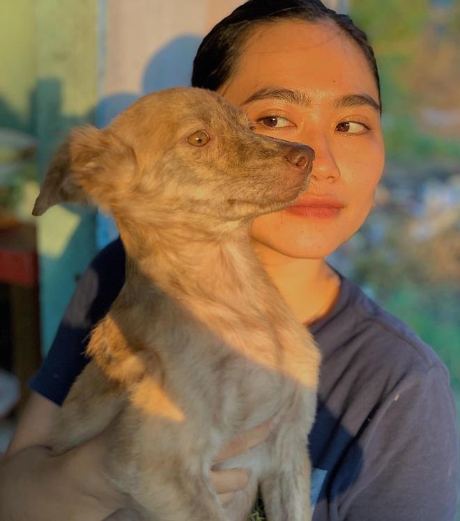 """Cô nhân viên văn phòng nuôi đàn chó ta 9 con: Ai cũng bảo chó cỏ không đẹp không được cưng, thì tui cưng!"""" - ảnh 4"""
