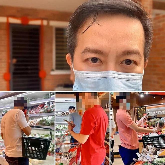 Khi đàn ông Malaysia đi chợ thời COVID-19: hóa ra đây mới là thứ khó nhằn hơn cả ở nhà trông con - Ảnh 2.