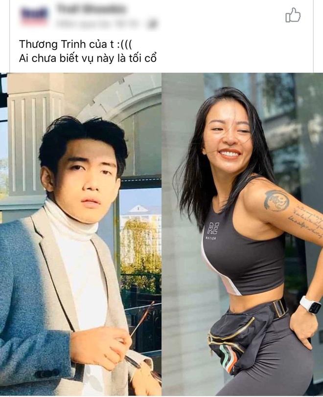 Xôn xao tin Quang Đăng tòm tem với HLV fitness Hana Giang Anh, khiến Thái Trinh chia tay, người trong cuộc nói gì? - ảnh 1