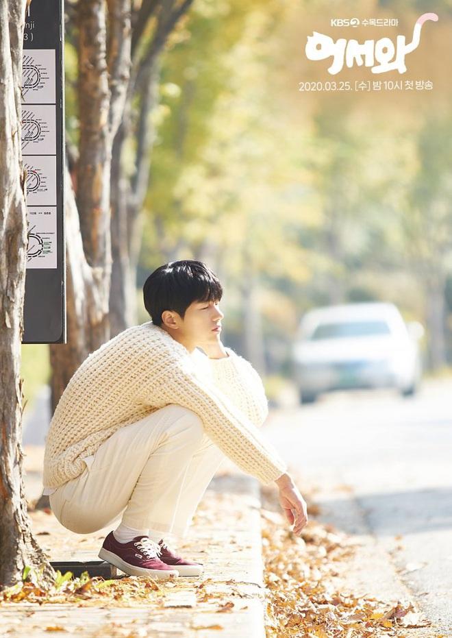 Meow, the Secret Boy ăn điểm fan Kpop vì đem fanfic mèo hóa người ra đời thực, thêm cả combo mỹ nam cực phẩm đóng chính? - ảnh 3