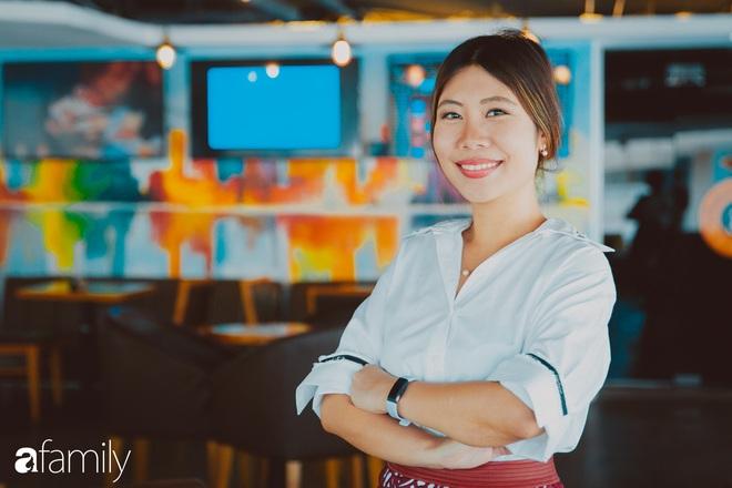 Nữ MC của loạt chương trình tiếng Anh chất lượng nhất nhì VTV - Phoebe Trần lần đầu tiết lộ những bất tiện khi bản thân quá thạo ngoại ngữ và điều thú vị trong cuộc sống của một cô gái đặc Việt - Ảnh 9.