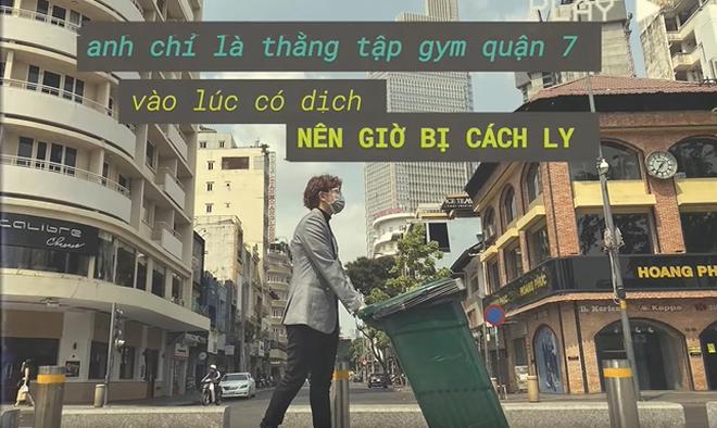 Nguyễn Trần Trung Quân biến Tự Tâm thành Tự Giác, Tùng Maru đeo khẩu trang đi khắp Sài Gòn trong ca khúc phòng chống dịch COVID-19 mới - ảnh 1