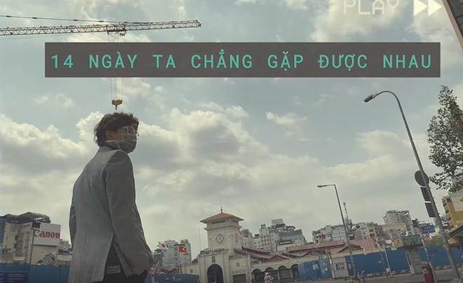 Nguyễn Trần Trung Quân biến Tự Tâm thành Tự Giác, Tùng Maru đeo khẩu trang đi khắp Sài Gòn trong ca khúc phòng chống dịch COVID-19 mới - ảnh 3