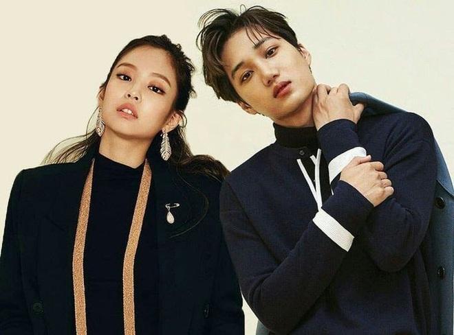 Blogger xứ Trung đưa tin 1 cặp đôi idol Kbiz tái hợp, dân tình rần rần gọi tên Jennie - Kai - Krystal - ảnh 2