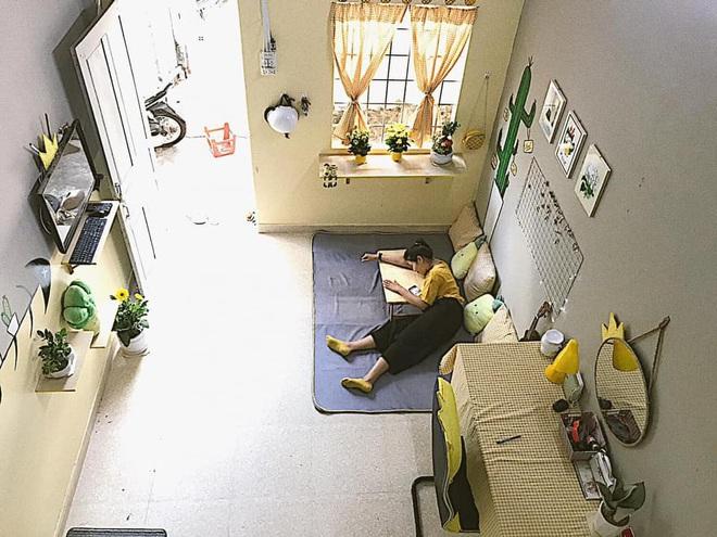 Nhìn thành quả cải tạo lại phòng của dân tình nhân dịp ở nhà mới thấy: Hết dịch khéo đi làm home designer hết - ảnh 35