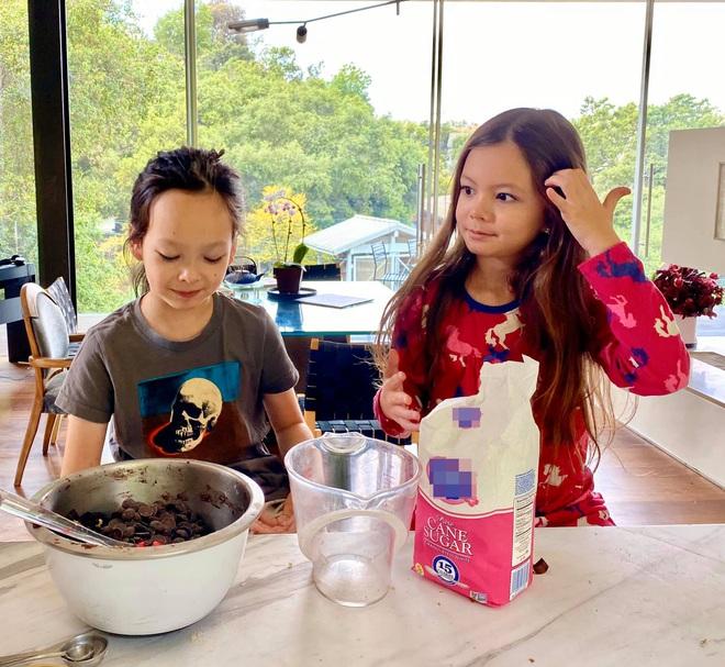 Diva Hồng Nhung khoe ảnh 2 nhóc tỳ mừng sinh nhật 8 tuổi: Công chúa nhỏ chiếm trọn spotlight vì nét đẹp đầy tiềm năng - ảnh 1