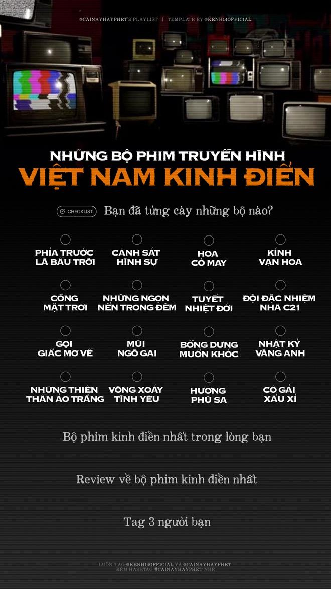 17 phim Việt vang bóng một thời xứng đáng được xem lại trong mùa toàn dân ở nhà - ảnh 33