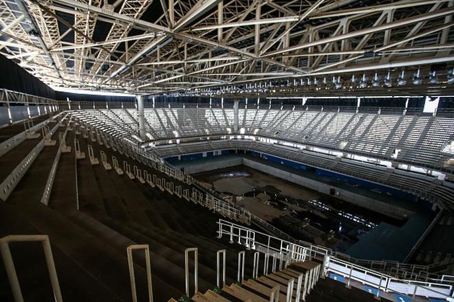 """Công trình triệu đô tổ chức Olympic 2016 hoang tàn như """"vùng đất chết"""", chuyện gì đã xảy ra? - Ảnh 6."""