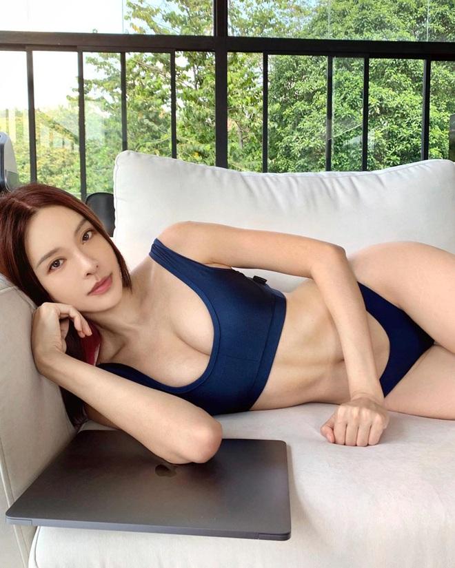 """""""Hot girl số 1 Malaysia"""" chia sẻ bí quyết lấy lại thân hình """"thắt đáy lưng ong"""" khi giảm từ 52kg xuống 45kg - Ảnh 8."""
