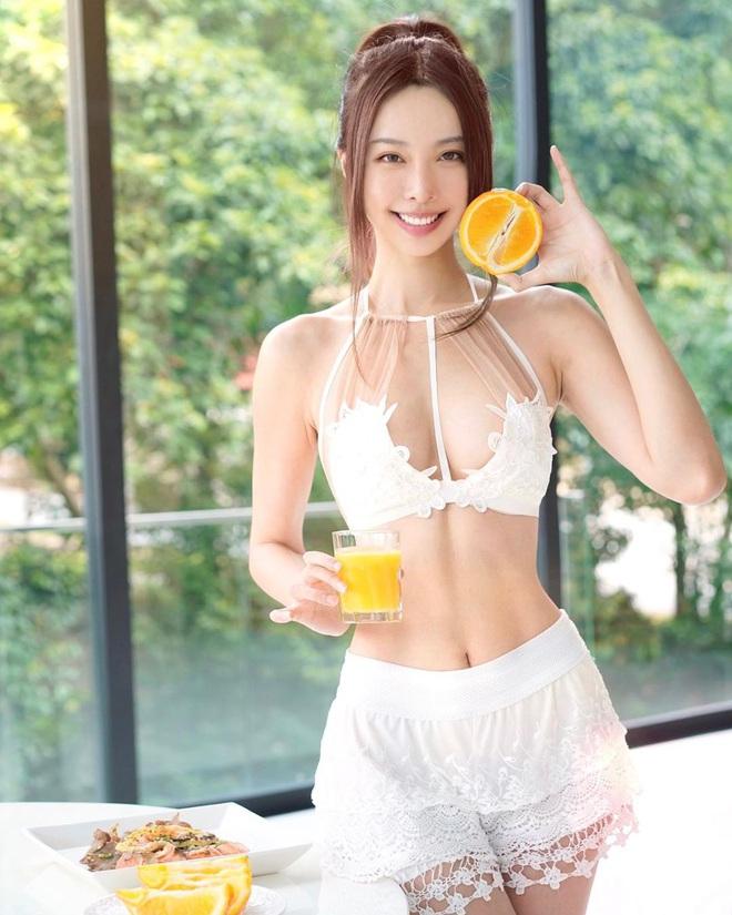 """""""Hot girl số 1 Malaysia"""" chia sẻ bí quyết lấy lại thân hình """"thắt đáy lưng ong"""" khi giảm từ 52kg xuống 45kg - Ảnh 5."""