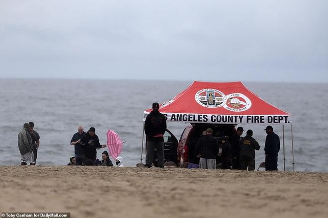 Đô vật nổi tiếng tử vong thương tâm sau khi bị sóng cuốn trôi trong lúc tắm biển cùng con trai - ảnh 2